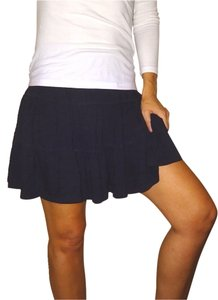 Old Navy Pool Mini Skirt Black