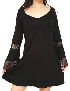 short dress Blk on Tradesy