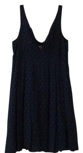 A.B.S. by Allen Schwartz short dress Navy on Tradesy