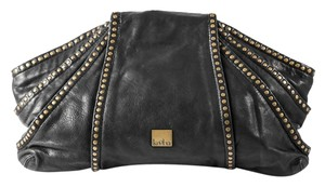 Kooba Josephine Studded Black Clutch
