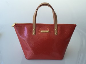 Louis Vuitton Satchel in orange