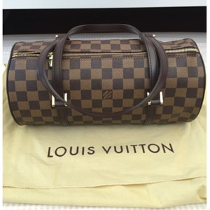 Louis Vuitton Monogram Damier Shoulder Bag