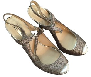 INC International Concepts Glitter Pumps