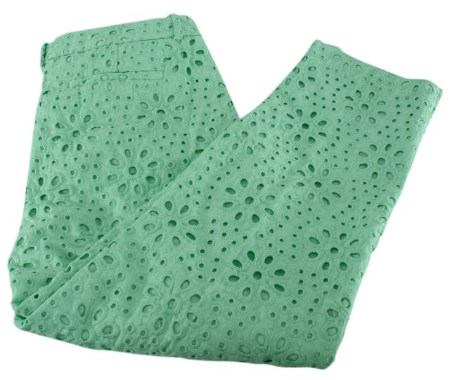 Preload https://img-static.tradesy.com/item/1352171/jcrew-minty-green-eyelet-by-great-condition-cotton-fully-lined-pants-size-12-l-32-33-0-0-650-650.jpg