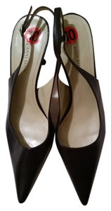 AK Anne Klein Navy Pumps