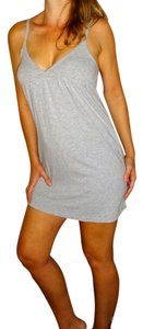 American Eagle Outfitters short dress Grey Gray Gown Sleep on Tradesy