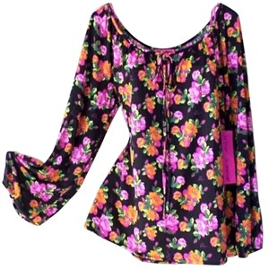 Betsey Johnson Top multicolored