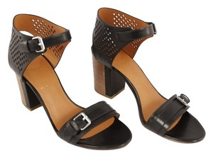 Marc by Marc Jacobs Leather Black Sandals