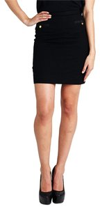 Chanel 175635 Mini Skirt Black