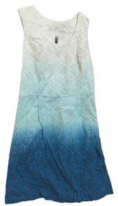 Blue, gradient Maxi Dress by Kensie