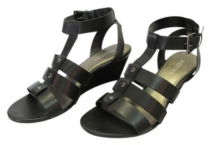 Other New 7.50 M (usa) Excellent Condition Black Sandals