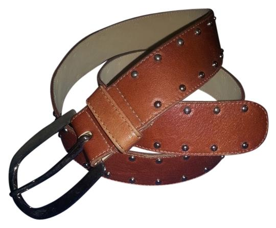 Preload https://item3.tradesy.com/images/brown-wit-silver-buckle-and-silver-studs-elite-hip-hugger-belt-1352537-0-0.jpg?width=440&height=440