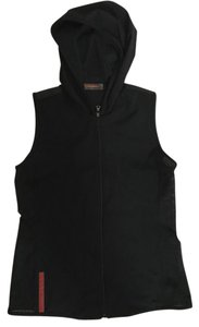 Prada Sleeveless S Top black