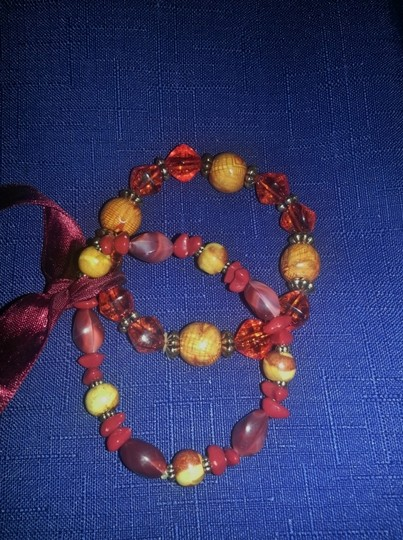 Other 2 stretch bracelets