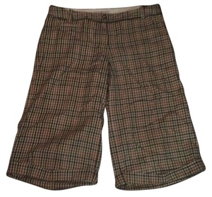 Tommy Hilfiger Capris Plaid