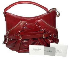 Dior Purse Leather Shoulder Bag