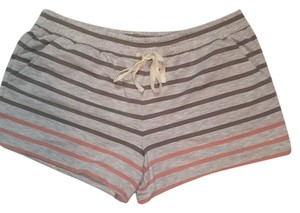 Ann Taylor LOFT Mini/Short Shorts Grey