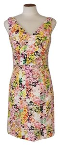 Jessica Simpson short dress Floral Spring on Tradesy