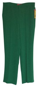 Catherine Malandrino Straight Pants Vivid green