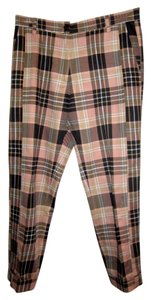 Dries van Noten Trouser Pants Multi-Color