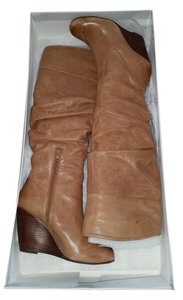 a8be5dfd555 Beige Jessica Simpson Boots & Booties Up to 90% off at Tradesy