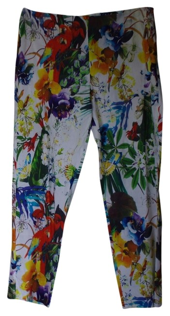 Preload https://img-static.tradesy.com/item/13530079/multi-color-60linen-rayon-spandex-white-print-women-sz16-capricropped-pants-size-16-xl-plus-0x-0-1-650-650.jpg