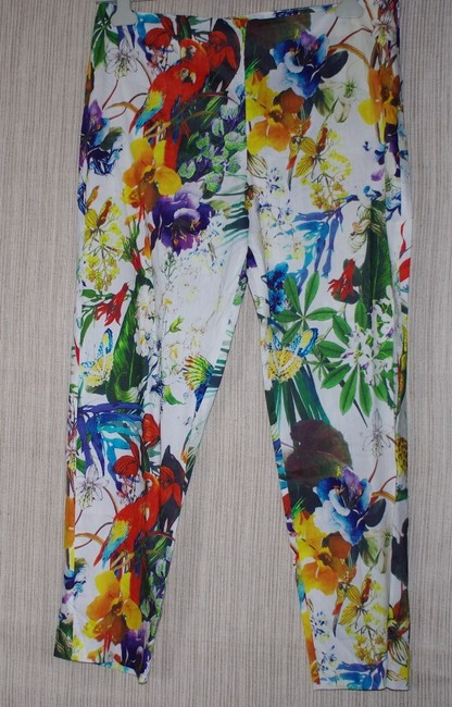 PAPERWHITE Capri/Cropped Pants multi color