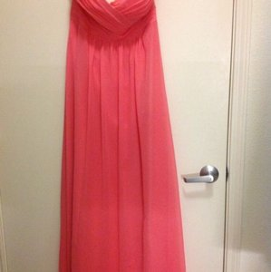 Alfred Angelo Coral Similar To 7395l Dress