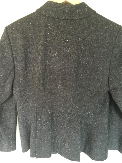 Jaeger Grey Tweed Blazer Image 2