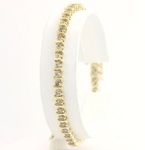 Other Diamond,Tennis,Bracelet,