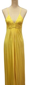 Yellow Maxi Dress by Sky
