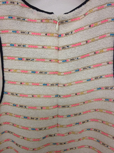Sugarlips Texture Pattern Multi-color Classic Top white black pink neon gold blue