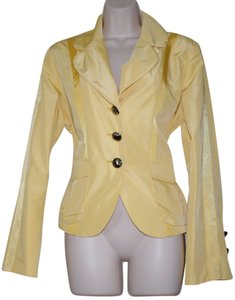 Katherine Barclay yellow Blazer