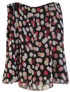 Express Polka Dot Skirt