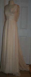 J.Crew J.Crew Marlowe Gown Size 4 Ivory Wedding Dress