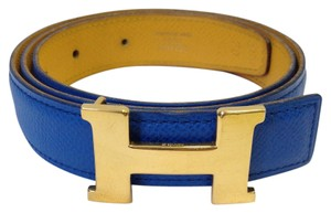 Hermès Hermes Gold Polished Constance H Belt