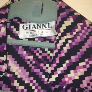 Giannini Top Purple