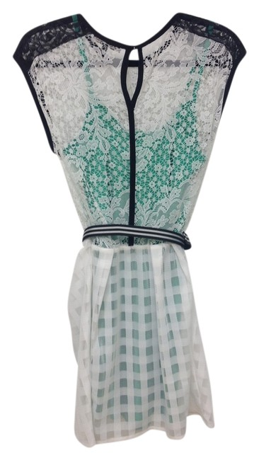 Preload https://item4.tradesy.com/images/nanette-lepore-white-black-green-just-dance-lace-blouson-above-knee-short-casual-dress-size-2-xs-1353543-0-0.jpg?width=400&height=650