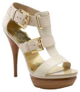 Michael by Michael Kors Nude Sandals