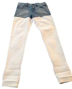 BCBGeneration Skinny Jeans-Medium Wash