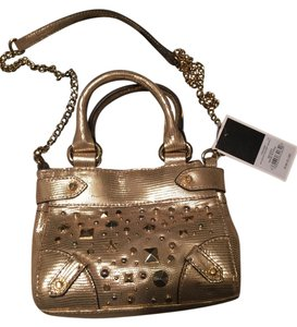 Juicy Couture Robertson Leather Cross Body Bag