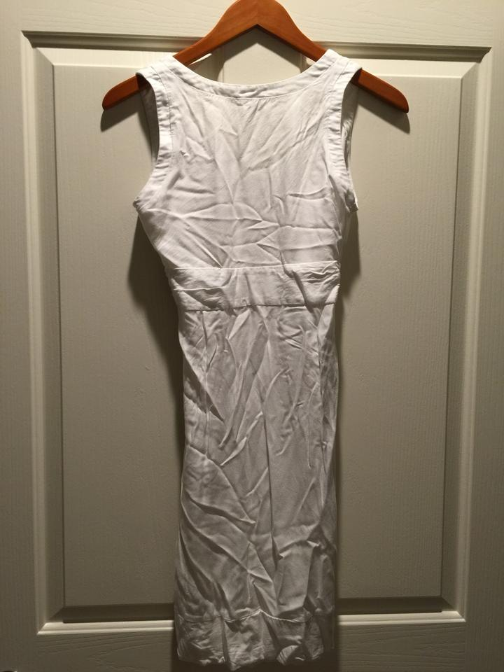 dd76adfe9d875 Isabella Oliver Off White Pianna Dr205 Maternity Dress Size 6 (S, 28 ...