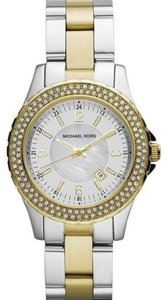 Michael Kors Michael Kors Two Tone Madison Watch