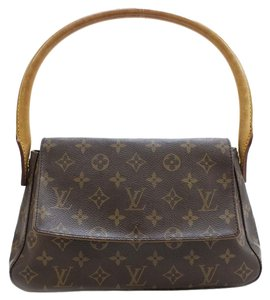 Louis Vuitton Mini Looping Monogram Shoulder Bag