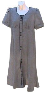 Checker Maxi Dress by Kathie Lee Collection Summer