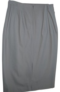 Talbots Wool A Line Skirt