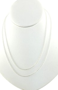 Ippolita Ippolita Sterling Silver Thin Long Chain Necklace 36