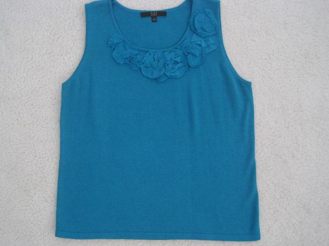 Alex Marie Camisole Sleeveless Top blue
