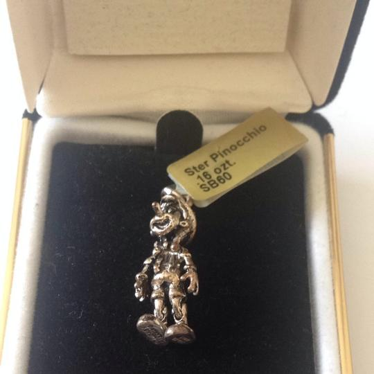 Disney Disney limited Edition Pinocchio Sterling Silver Charm With Box/ Booklet