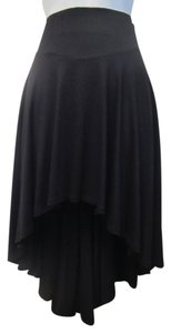 American Rag Hipster Knit Trendy Skirt Black